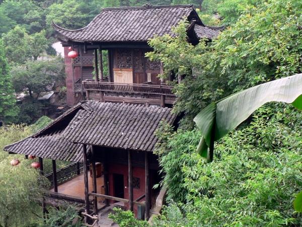 Jhangjiajie Tujia Village, Changsha, China