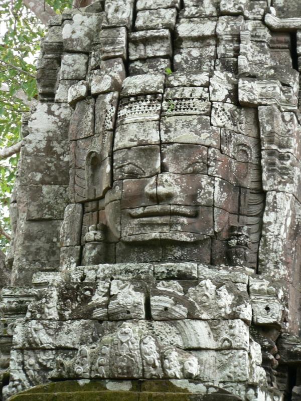 Ta Som, Angkor Wat, Cambodia October 2007