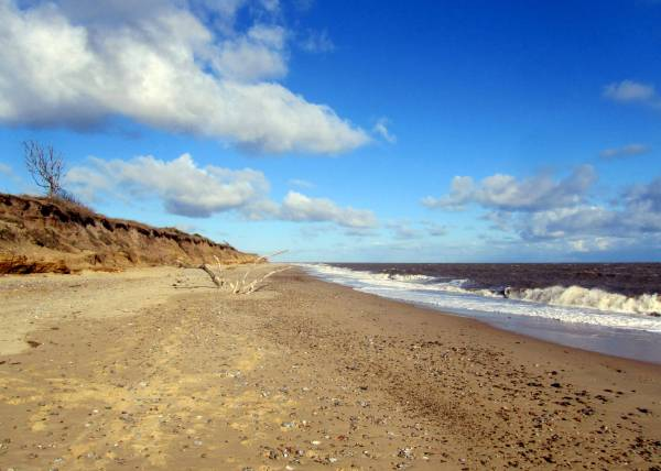 Suffolk Coast, February 2015