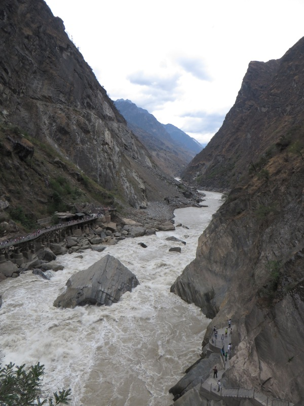 Tiger Leaping Gorge, Yunnan, China. If you go anywhere in China, go to Yunnan Province