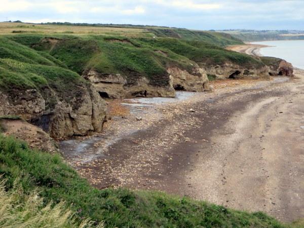 Durham's Heritage Coast (of Get Carter fame) July 2015