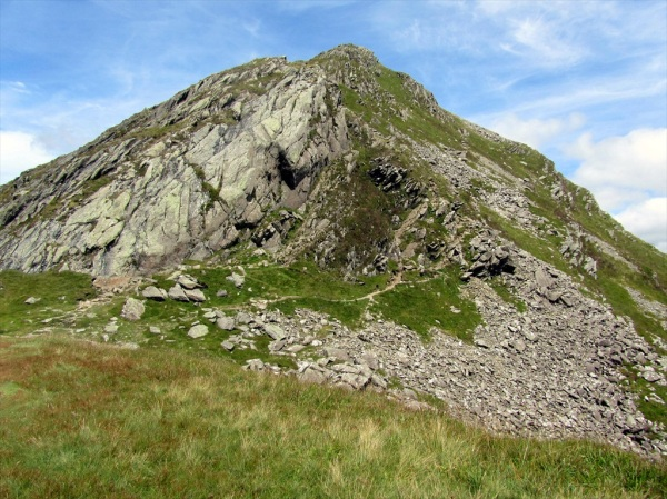 Cnicht, Snowdonia, part of the Moelwynion mountain range. July 2014