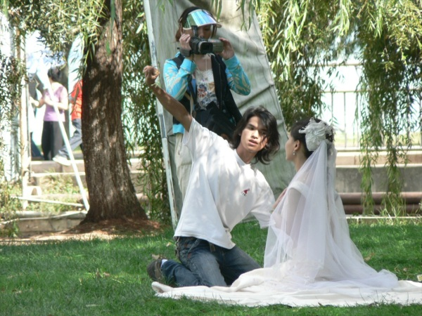 Wedding photography is big business in China