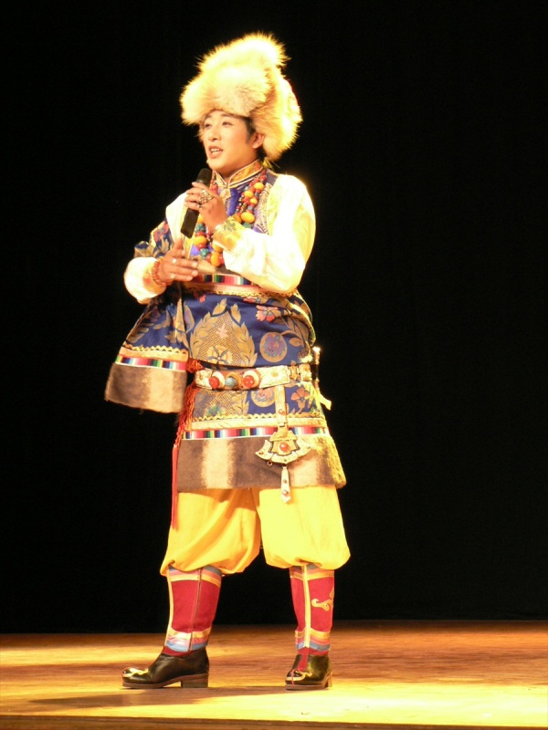 Chinese Arts University performance  March 2006