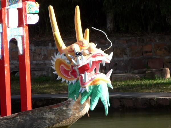 Dragon, Longquan Park, Zhaobi Mountain, Xinping County, Yunnan China