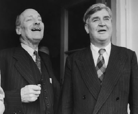 "Clem Attlee - a giant of a man - Daily Mail - 19 June 2009  - ""He was a serious man and a patriot, he was all substance and no show."" - Margaret Thatcher"