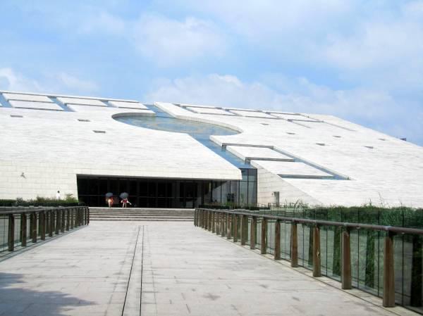 The Jinsha Site Museum, June 2013