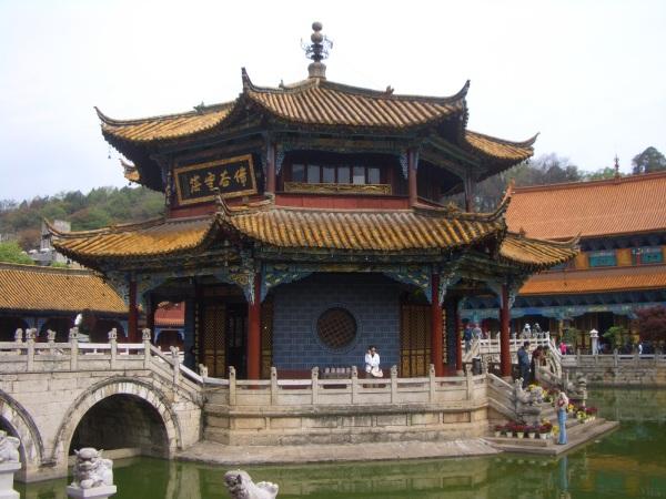 Kunming Temple 1