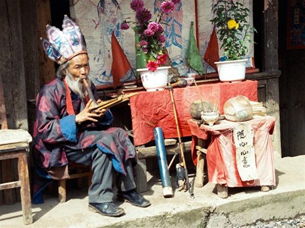 Lijiang, Baisha Village