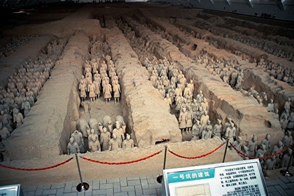 Xi'an - the Terracotta Warriors