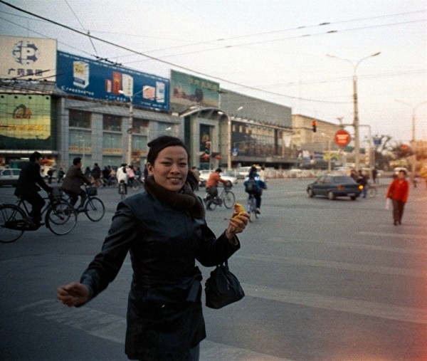 Beijing  - the canary rescued, October 2002