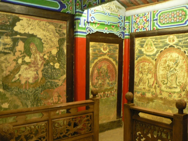 The Baisha Murals