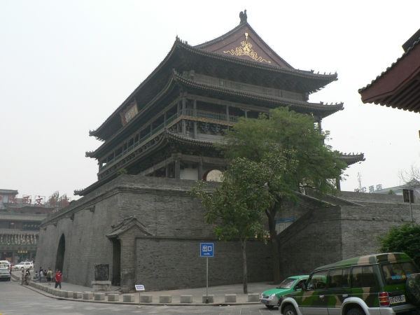 The Drum Tower , Xi'an