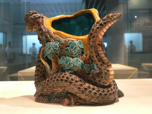 JiaoZhi Snake ceramic, Xi'an