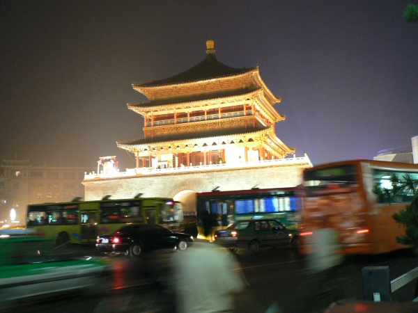 The Bell Tower, Xi'an