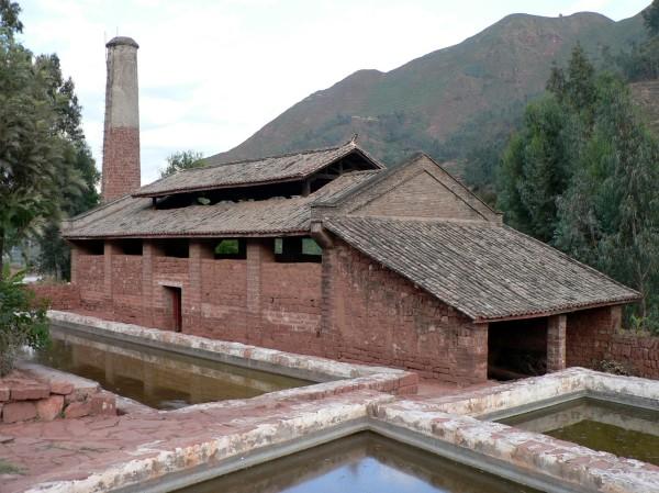 Heijing November 2005 - the Salt Mill