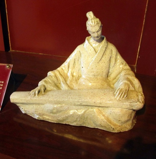 Sima Xiangru a bel-espirit in the Western Han Dynasty (208BC - AD24)