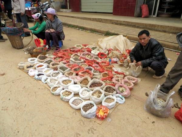 Market day Keduzhen