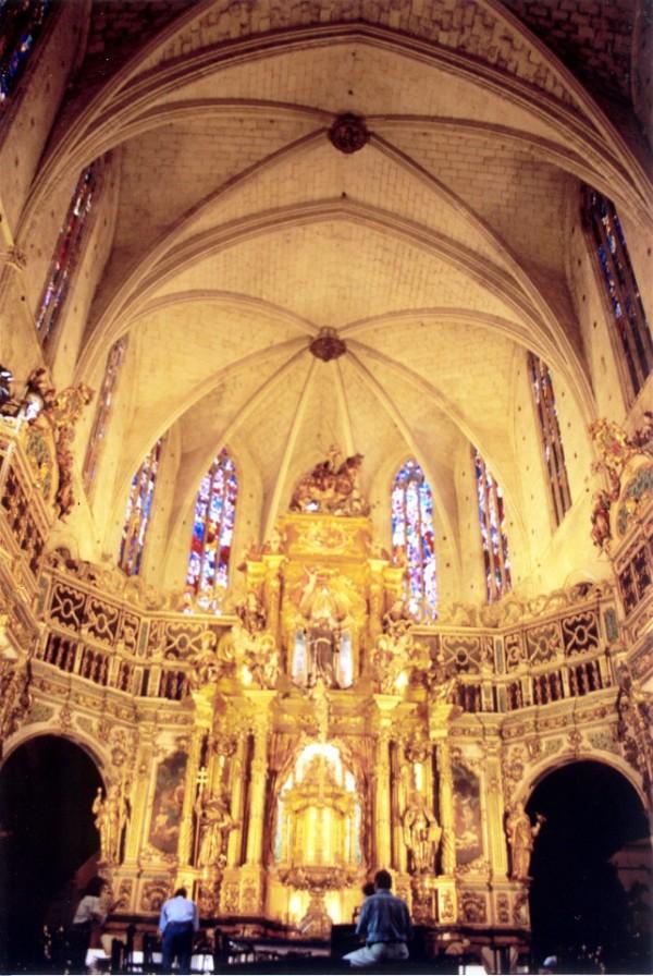 Palma Cathedral, Majorca, Spain, 1990s